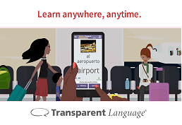 Transparent Languages landing page