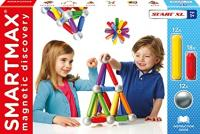 Magnetic building rods and balls for toddlers