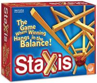 Wooden stick stacking game